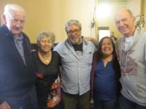 Peter, Kath, David, Susan H, Ivo