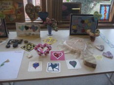 Some lovely pieces on the table