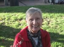 Margaret, Kathy's mum!