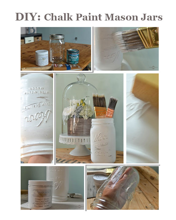 Mason Jar Collage