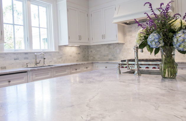 countertop quartz like look carrara marble the countertops options choosing kitchen calcatta nuvo reno that