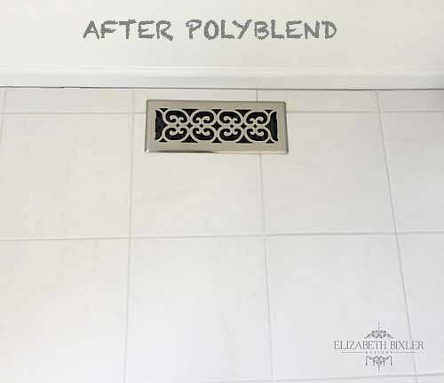 Renew your grout
