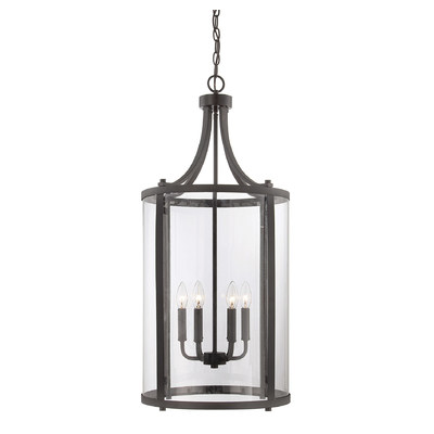 Penrose 6 Light Medium Foyer Lantern by Savoy House