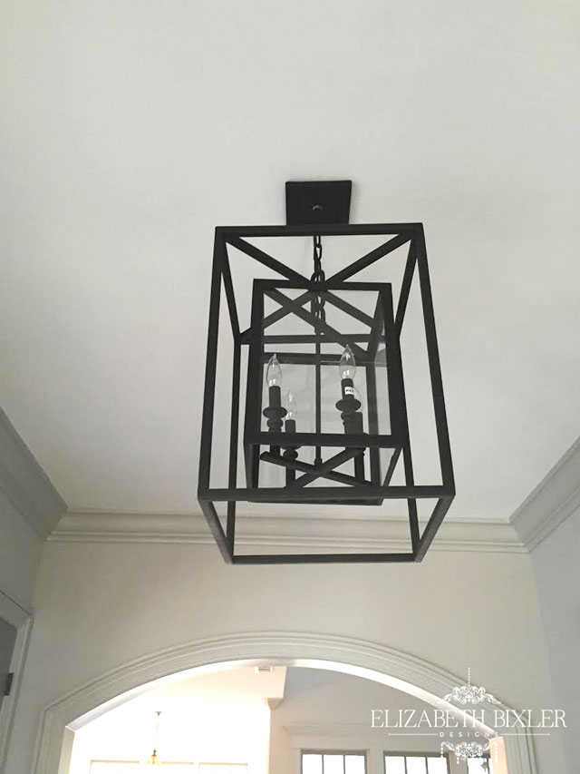 Troy Lighting Morgan Four Light Pendant