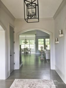 Elizabeth Bixler designs grey entry