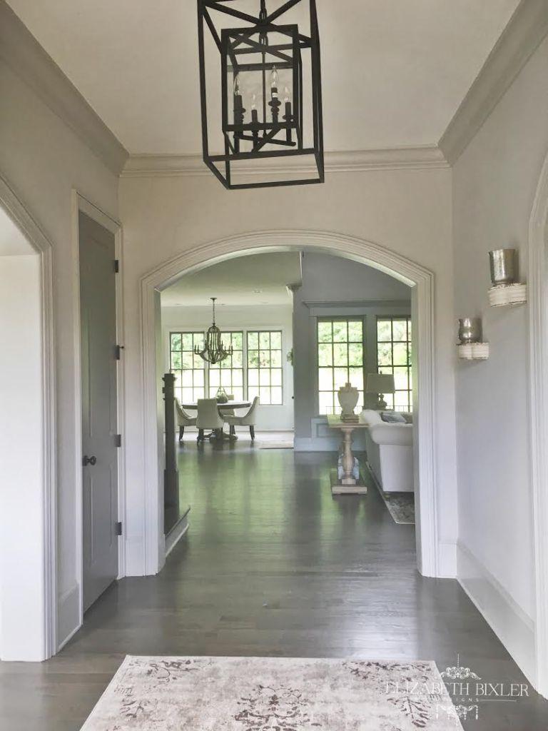 Elizabeth Bixler designs grey entry
