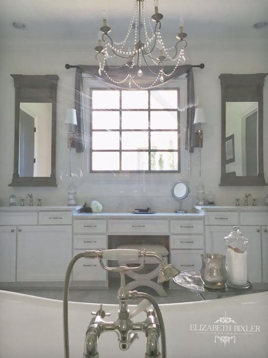 Restoration Hardware Mirror Vanity