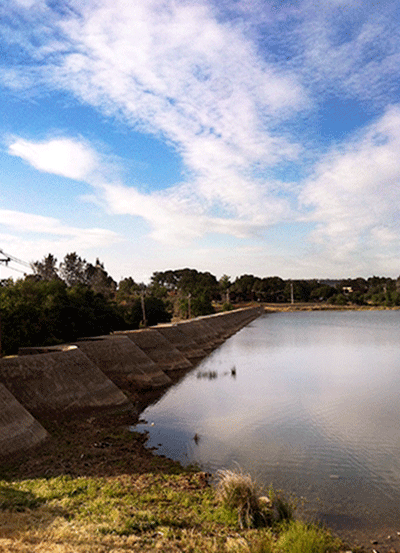 Reservoir, Auburn, CA