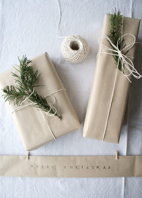 The EDIT Christmas wrapping guide