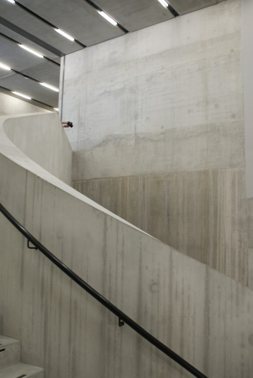 Tate Modern's new building- Switch House - London - written by Elizabeth Danon of EDIT