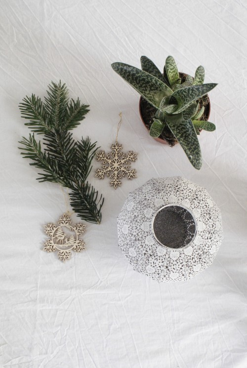 hygge, interiors, interior design, home, cosy, top tips, christmas, flat lay, wood, plants, succulents
