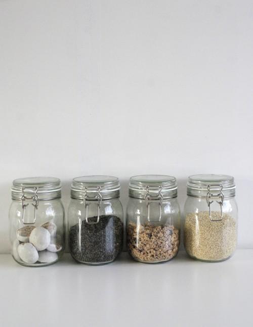 interiors, interior design, home, christmas, hygge, jars, food