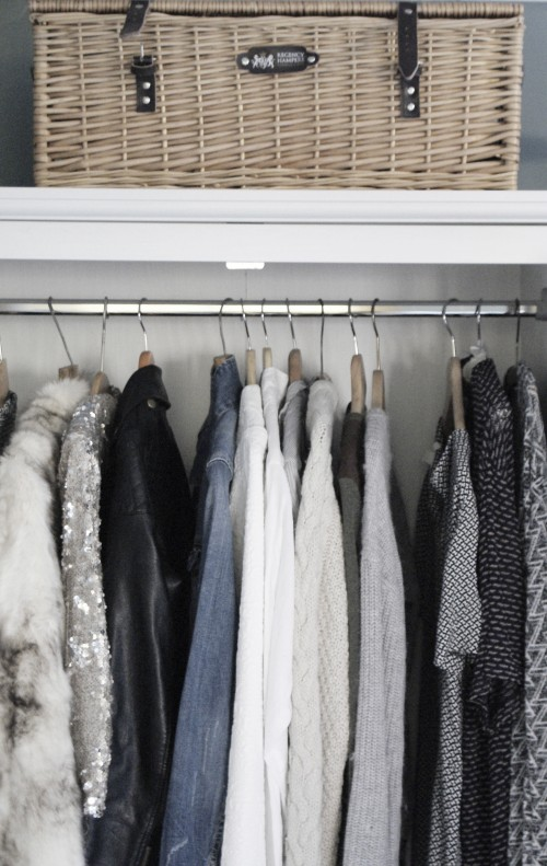 wardrobe, organisation, wardrobe organisation, edit your life, edit, interior design, interior therapy, minimalist