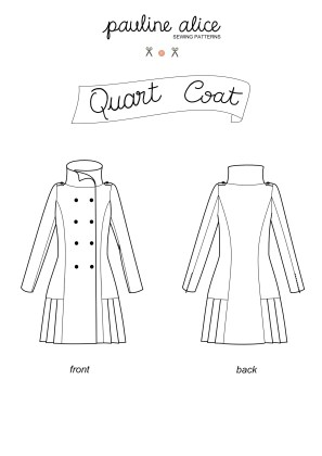 Pauline Alice Quart Coat
