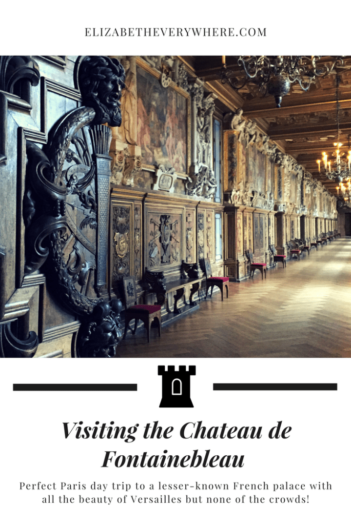 Day Trip to Chateau de Fontainebleau from Paris