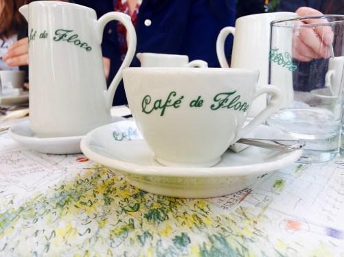 Cafe de Flore in 6th Arrondissement