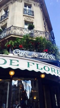 Saint Germain des Pres Cafe