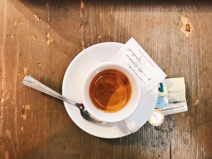 Italian Espresso 3 days in florence