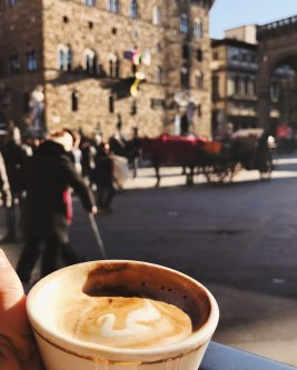 Espresso with a View Florence