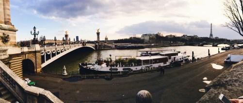 Walks along the Seine