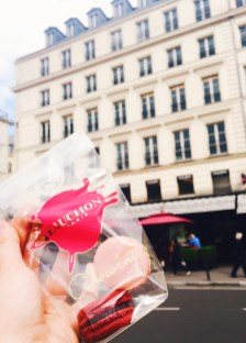 Fauchon was one of my absolute favorite bakeries