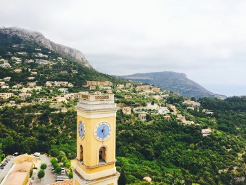 Another view from Eze