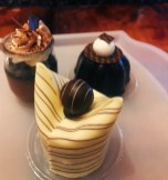 Beautiful pastries at Jean Phillippe