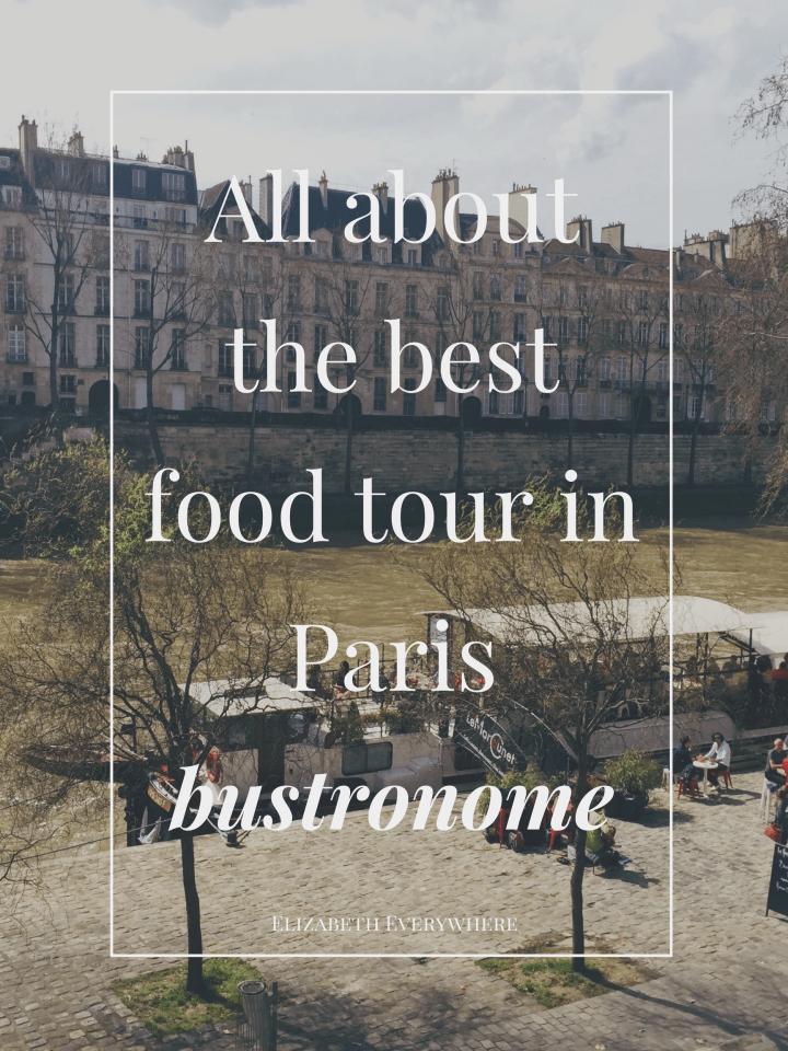 Bustronome Paris Review