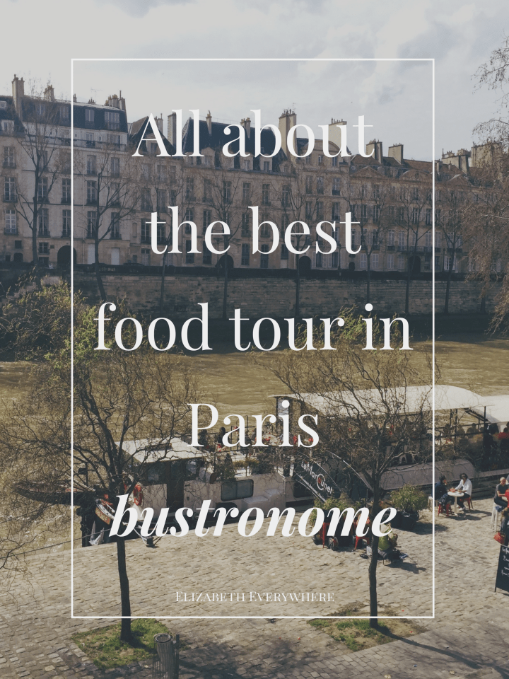 Bustronome Paris Review