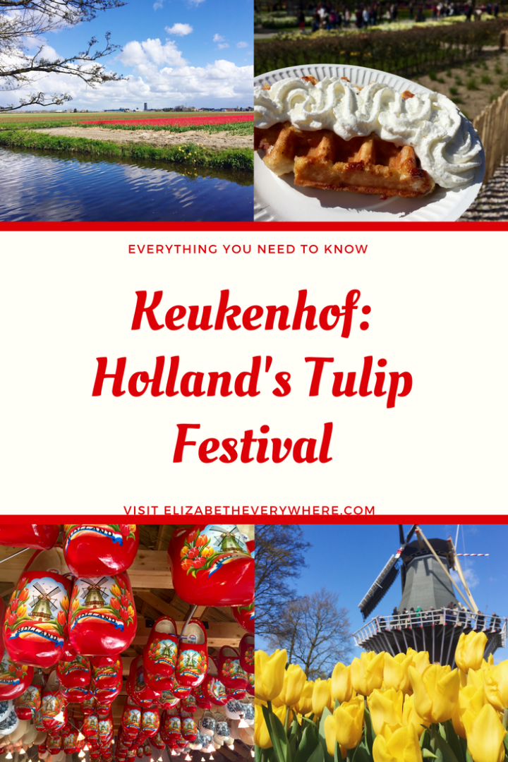 Guide to Keukenhof: Holland's Tulip Festival