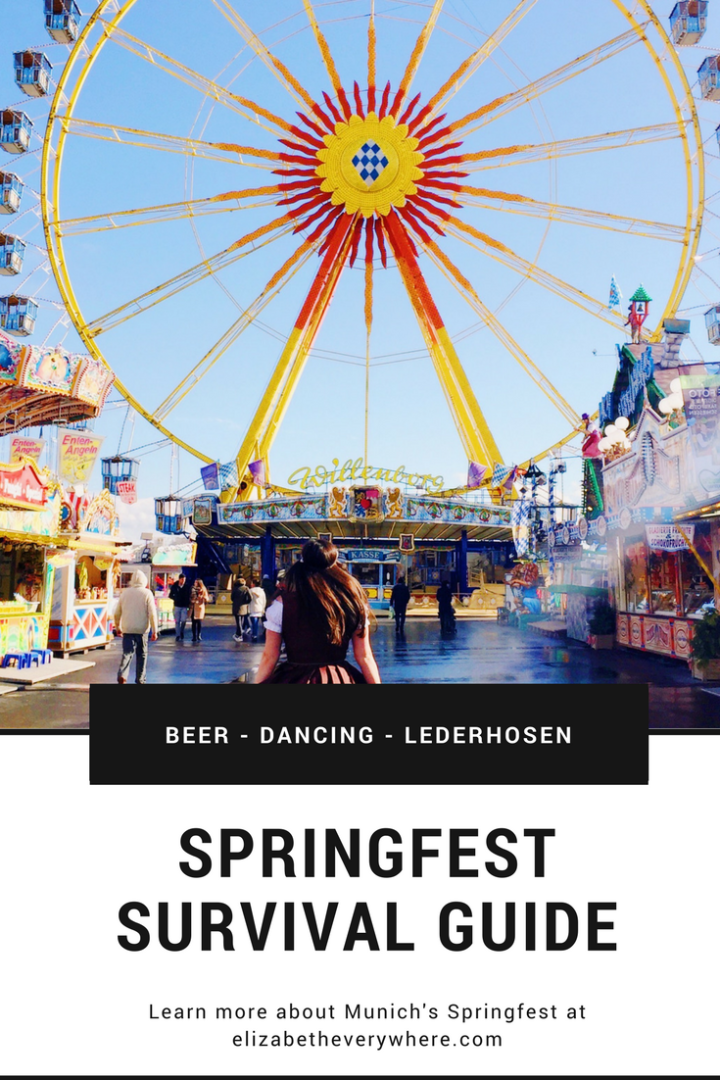 Springfest Munich Survival Guide