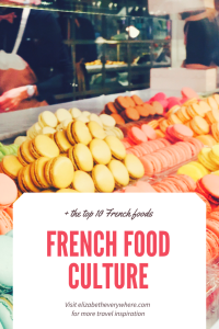 France Food Culture: Everything you need to know before you visit France, including French food words to know, differences between cafes and restaurants, more! #France #Travel #Food