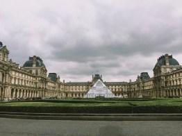 The Louvre- Art Museums in Paris