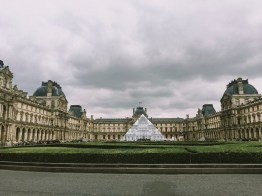 The Louvre- Art Museums in Paris