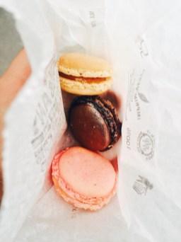 Macarons in the 7th Arrondissement