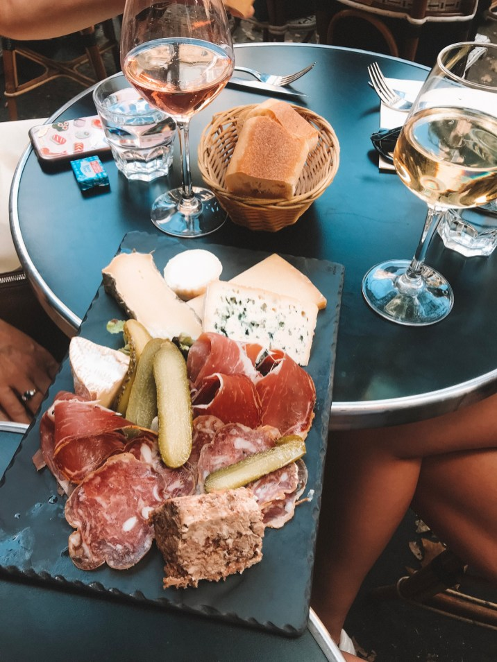 Charcuterie in Saint Germain