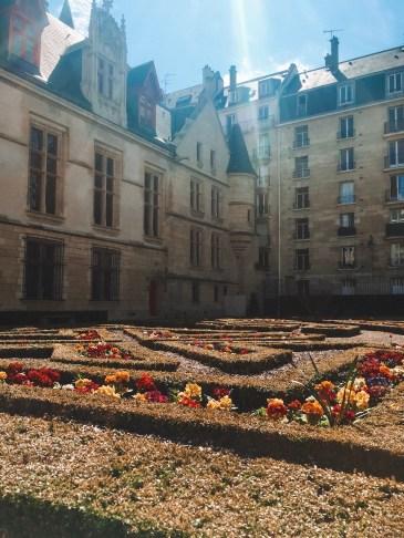 Hotel de Sens in Le Marais