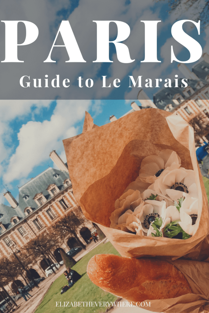 Guide to Le Marais Paris