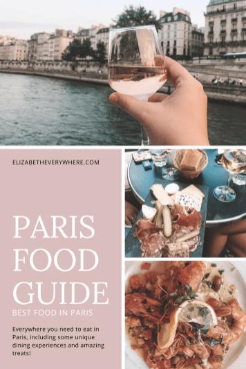 Best Food in Paris