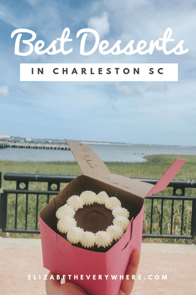 best dessert in Charleston sc