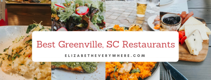 Places to Eat in Greenville SC