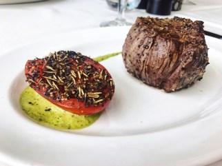 Hall's Chophouse best restaurants in greenville sc