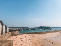small towns in France Saint Malo