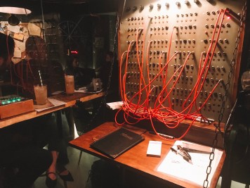 the Bletchley london interior