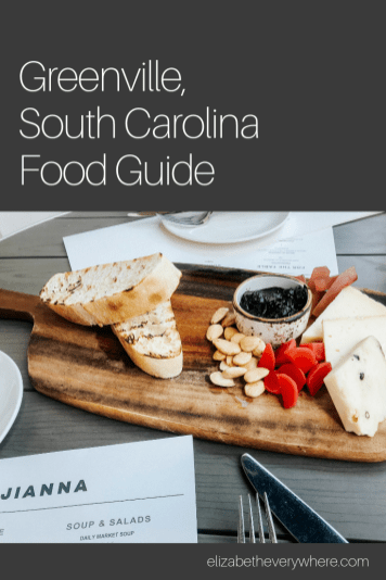 best places to eat in Greenville SC