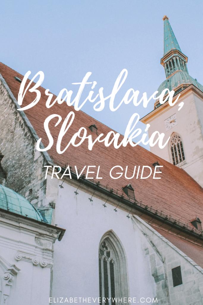 visiting bratislava slovakia