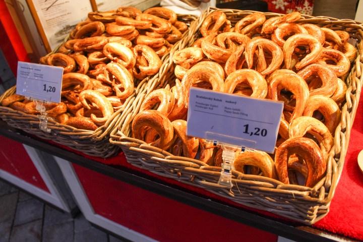 Bratislava Rolls Traditional Slovak Food