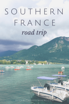 Southern France Road Trip
