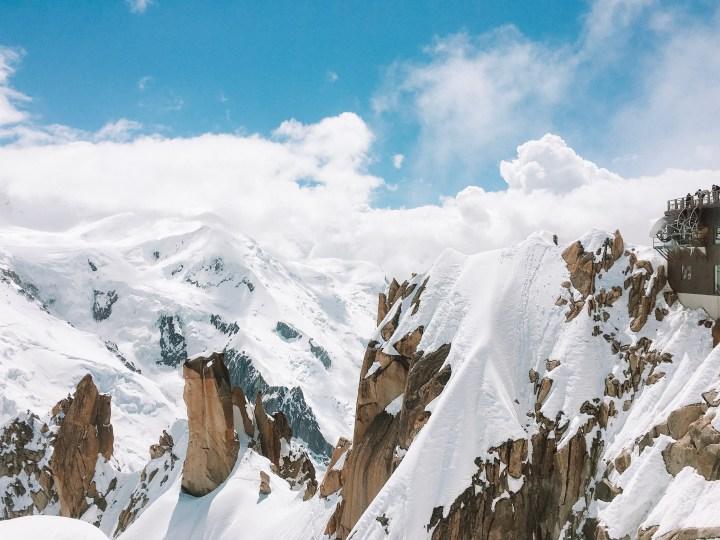 Southern France road trip Chamonix