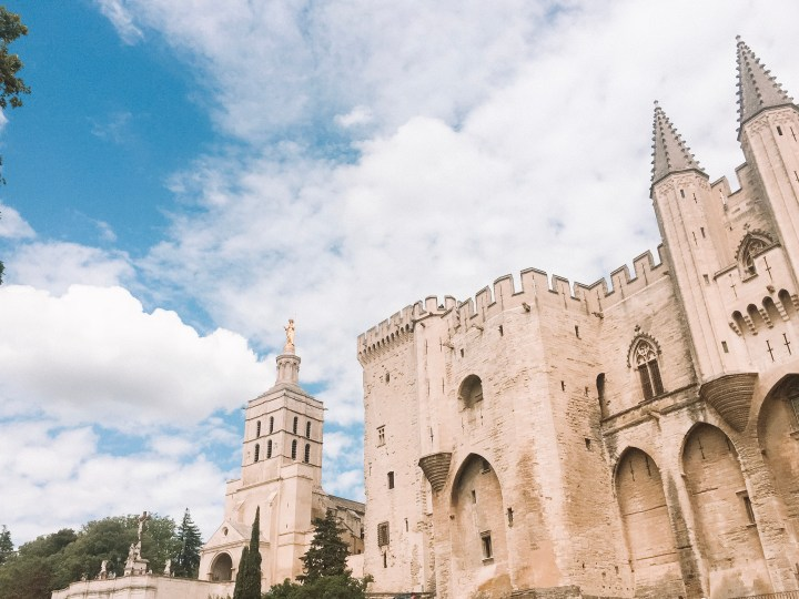 Southern France Itinerary Avignon